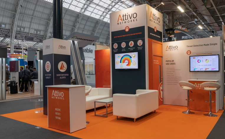 Modular Exhibition Stands produced by Nomadic Display