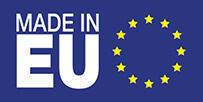 Nomadic Display Exhibition Stands Made in EU flag